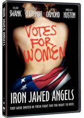 Iron Jawed Angels on DVD
