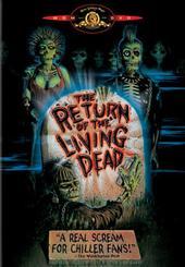 The Return Of The Living Dead on DVD