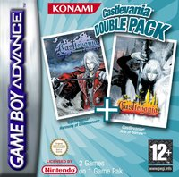 Castlevania Double Pack for Game Boy Advance image