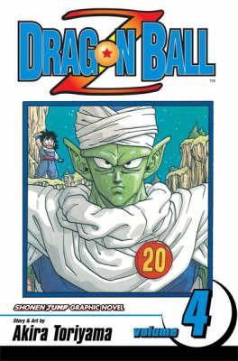 Dragon Ball Z: v. 4 by Akira Toriyama