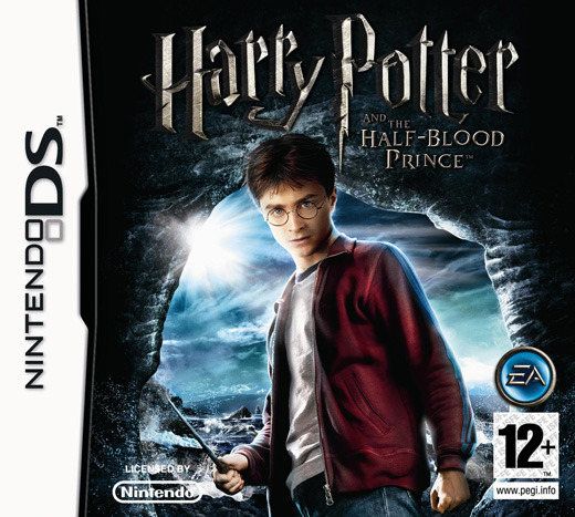 Harry Potter and the Half-Blood Prince for DS
