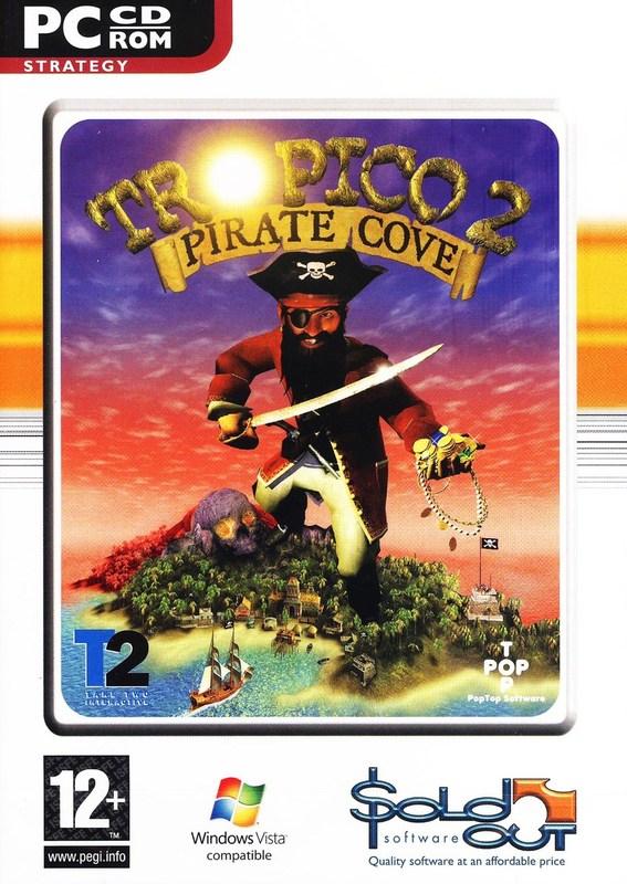 Tropico 2: Pirates Cove for PC Games