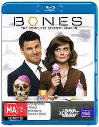 Bones - The Complete Seventh Season on Blu-ray
