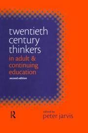 Twentieth Century Thinkers in Adult and Continuing Education image