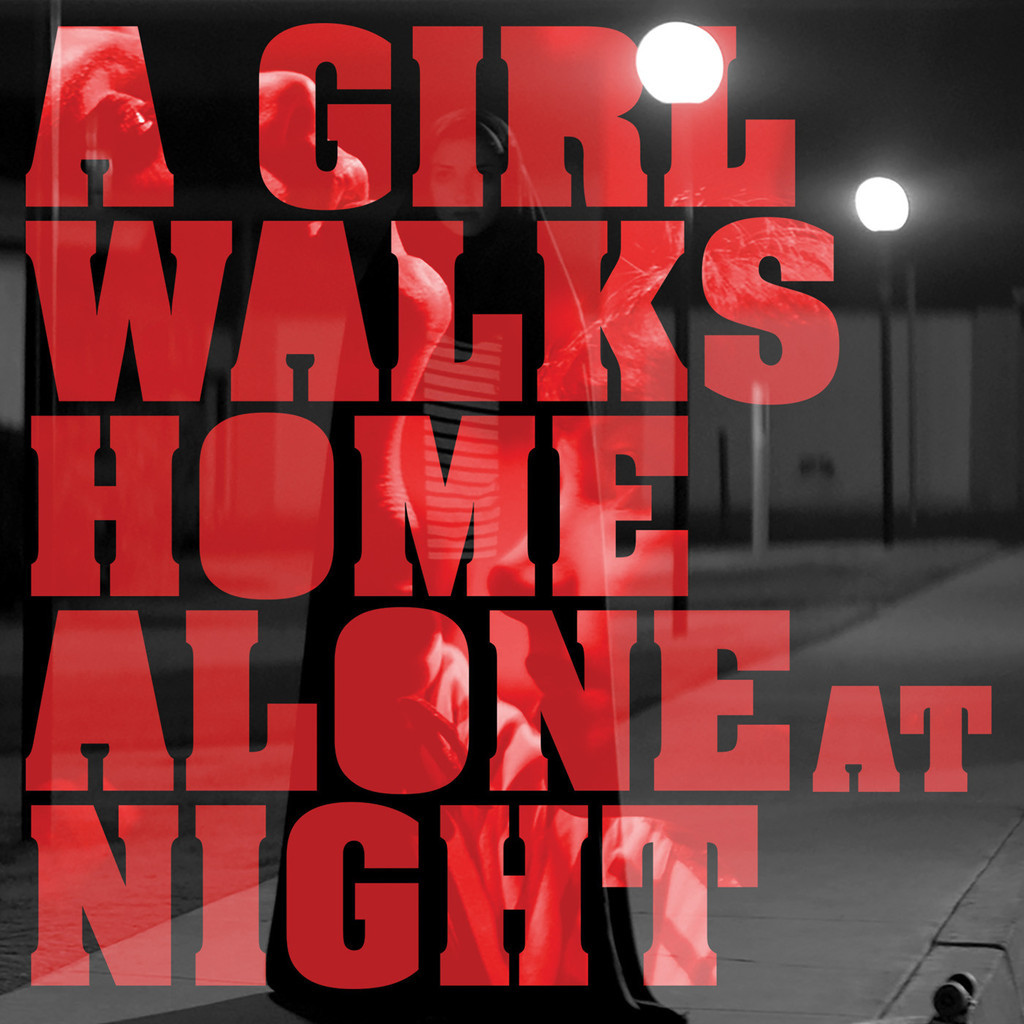 A Girl Walks Home At Night (2LP) by OST image