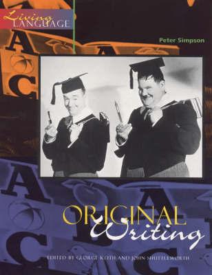 Living Language: Original Writing by Peter Simpson image