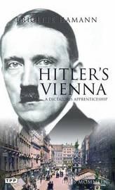 Hitler's Vienna by Brigitte Hamann image