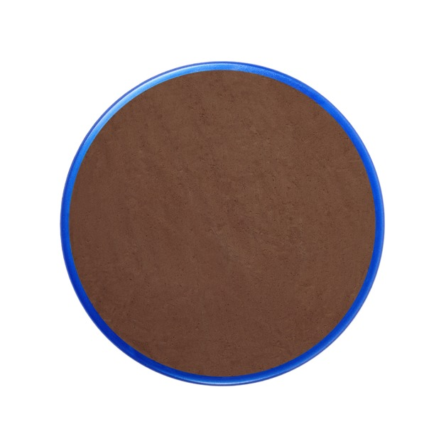 Snazaroo Face Paint - Light Brown (18ml)