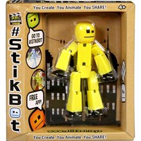 Stikbot: Single Pack - Bright Yellow