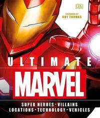 Ultimate Marvel by Lorraine Cink