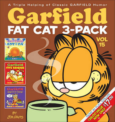 Garfield Fat-Cat 3-Pack #15 by Jim Davis