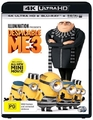 Despicable Me 3 on Blu-ray, UHD Blu-ray
