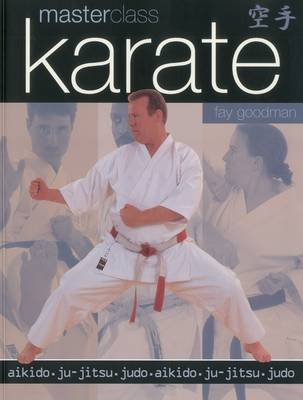 Masterclass Karate by Fay Goodman image