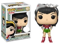 DC Bombshells - Wonder Woman (Holiday Ver.) Pop! Vinyl Figure image