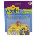 "Wiggles: 3"" Pull Back & Go Car - Emma (YELLOW)"
