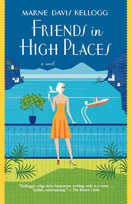 Friends in High Places by Marne Davis Kellogg image