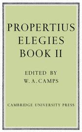 Propertius: Elegies Book 4 by Sextus Propertius
