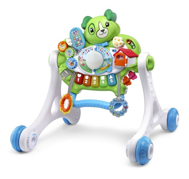 Leapfrog: Scout's Get Up & Go - Activity Centre (Green)