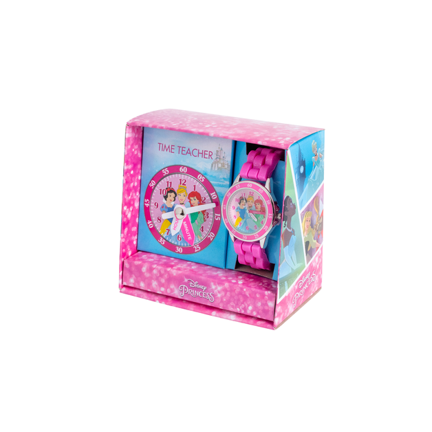 Time Teachers: Educational Analogue Watch - Disney Princess