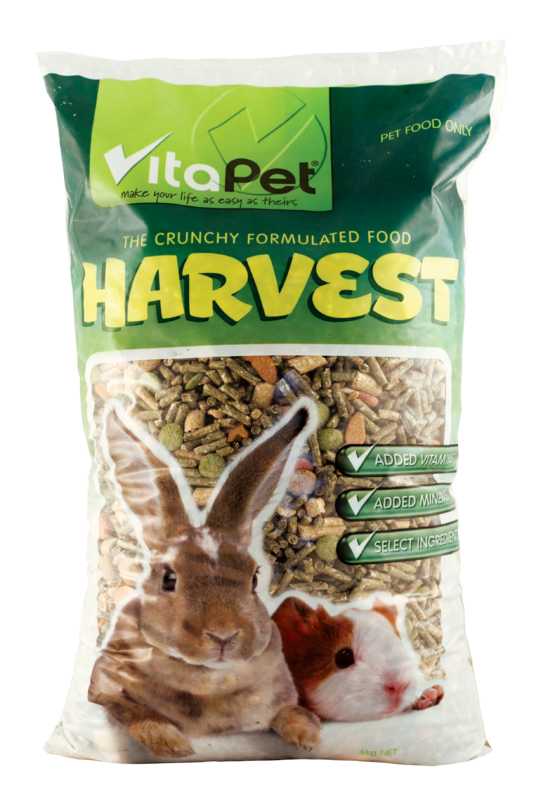 Vitapet: Rabbit & Guinea Pig Mix 5kg