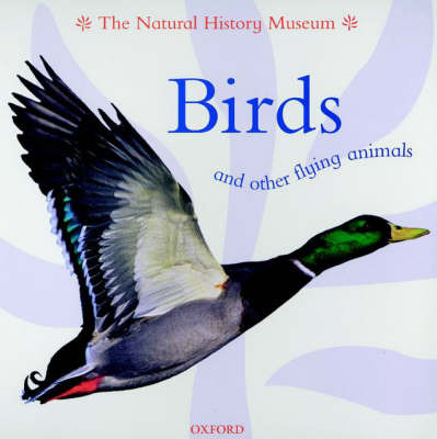Birds and Other Flying Animals by Barbara Taylor image