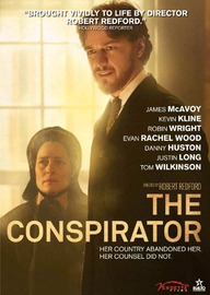 The Conspirator on DVD