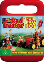 Little Red Tractor - Hot Hot Hot on DVD