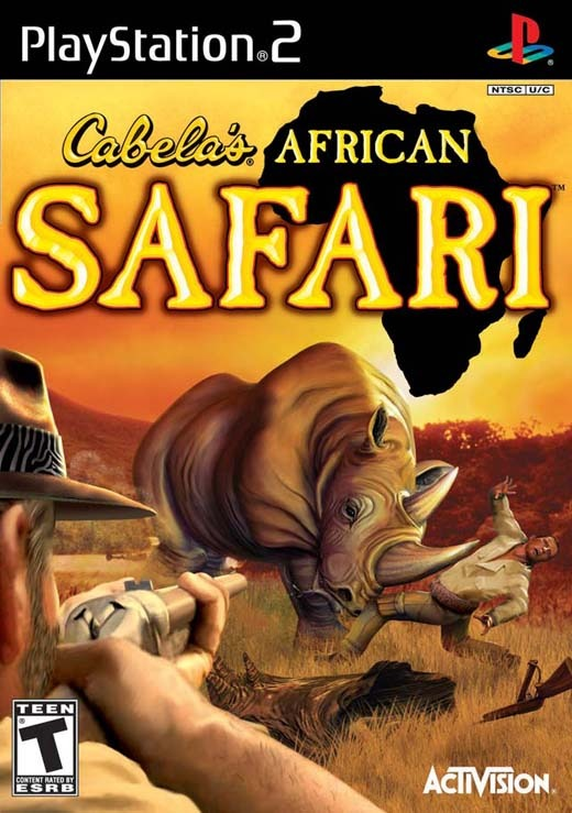 Cabela's African Safari for PlayStation 2