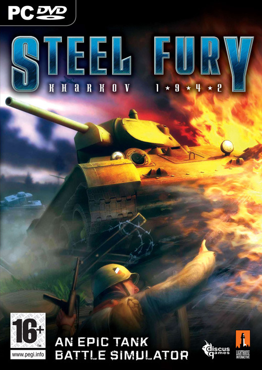 Steel Fury: Kharkov 1942 for PC Games