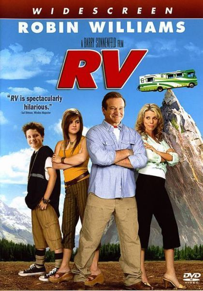 RV - Runaway Vacation on DVD