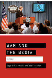 War and the Media image
