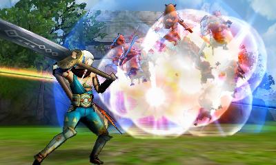Hyrule Warriors Legends for Nintendo 3DS image