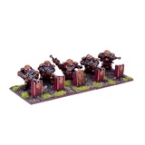Kings of War Dwarf Sharpshooters
