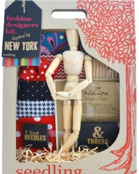 Seedling: Fashion Designer Kit: Inspired by New York