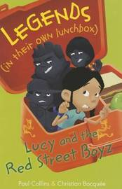 Lucy and the Red Street Boyz by Paul Collins image