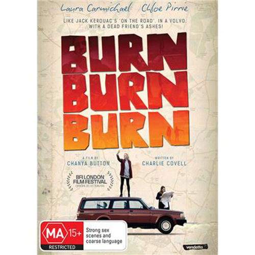 Burn Burn Burn on DVD