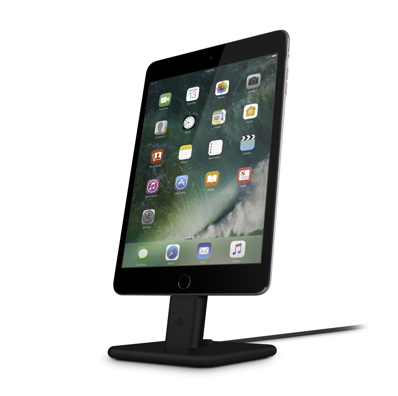 Twelve South HiRise Deluxe 2 for iPhone/iPad (Black) image