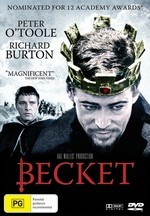 Becket on DVD