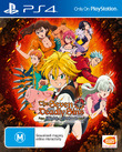 The Seven Deadly Sins: Knights of Britannia for PS4