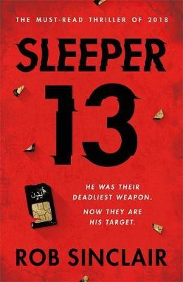Sleeper 13 by Rob Sinclair image