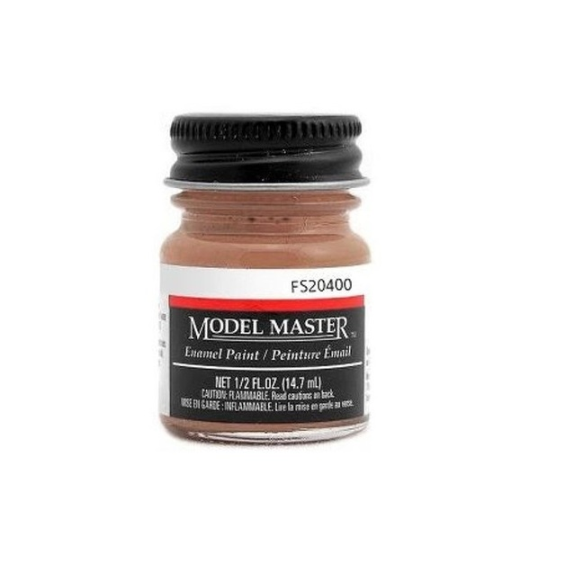 Testors: Enamel Paint - Tan (Semi-Gloss)