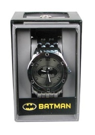 Batman: Black Tonal - Bracelet Watch