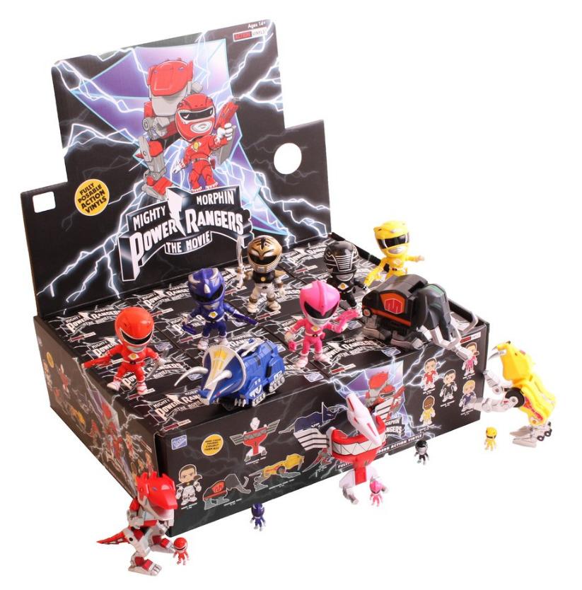 Power Rangers: Wave 2 - Action Vinyl Figure (Blind Box) image