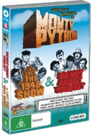 Monty Python's at Last the 1948 Show / Do Not Adjust Your Set on DVD