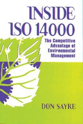 INSDE ISO 14000 by Donald Alford Sayre image