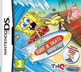 SpongeBob Surf & Skate Roadtrip for Nintendo DS