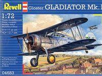 Revell Gloster Gladiator Mk.I 1:72 Model Kit