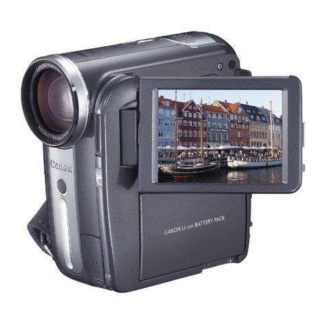 Canon MVX4i Digital Video Camera