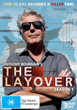 Anthony Bourdain: The Layover - Season 1 (3 Disc Set) DVD