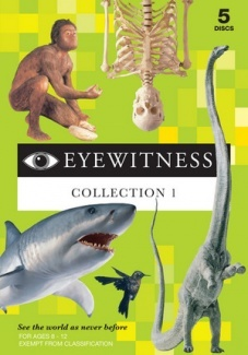 Eye Witness - Collection 1 on DVD image